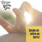 132.- Desde un retiro en Berriz. Con Oscar M. Zulueta