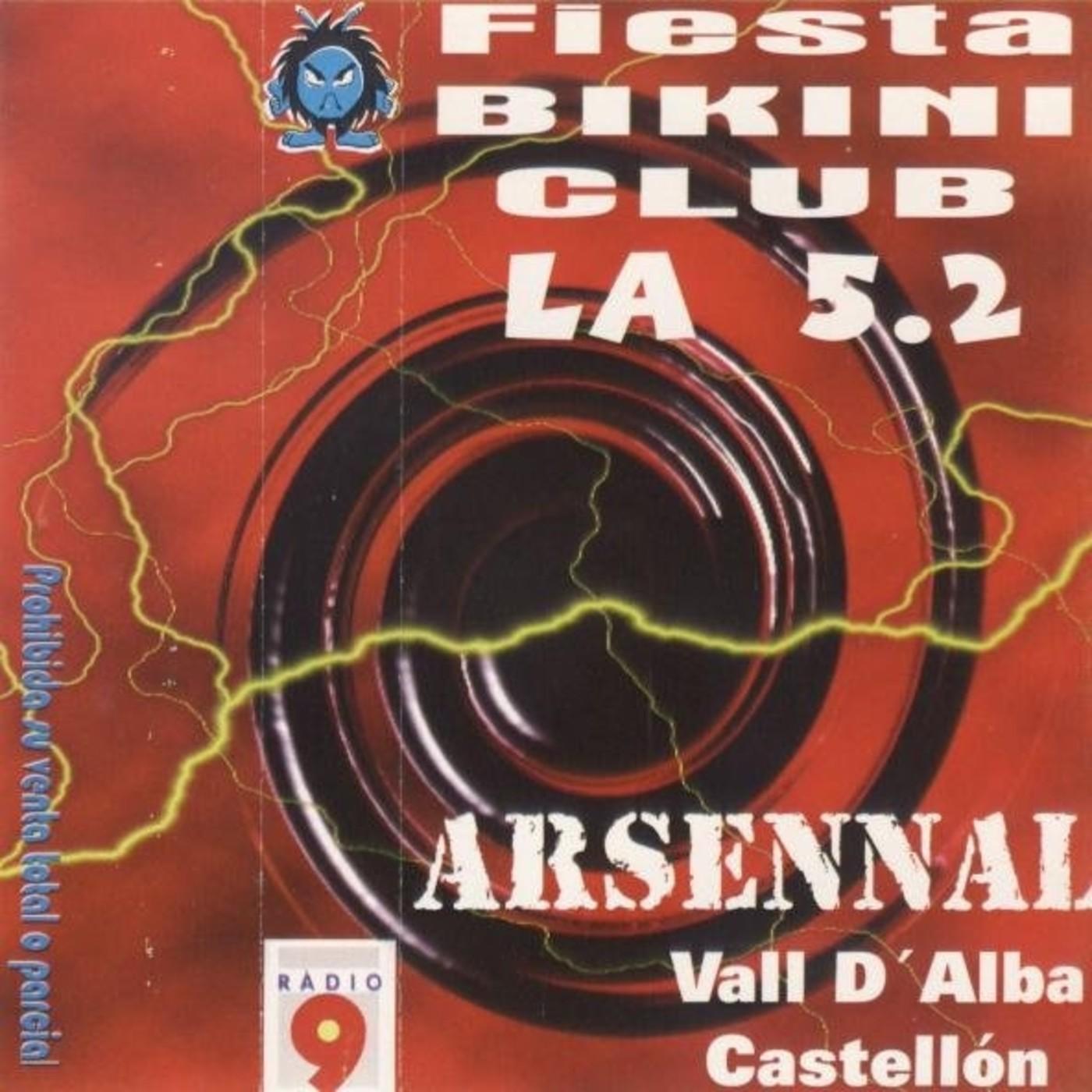 52ArsennalVall 04 Festa Bikini 9 Club 1999Radio D'alba24 jqL5c34AR