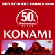 50 Aniversario Konami - Evil-Ryu y Spidey - Conferencia RetroBarcelona 2019.