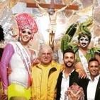 Kevin Olivares, reinona Drag Las Breñas, 2018