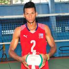 Voleibolista espirituano contratado para jugar en Liga francesa