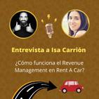 Entrevista a Isa Carrion: ¿Cómo funciona el Revenue Management en Rent A Car?