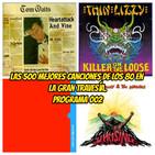 Las 500 mejores canciones de los 80. Programa 2.