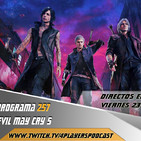 4Players 257 Analizamos Devil may cry 5