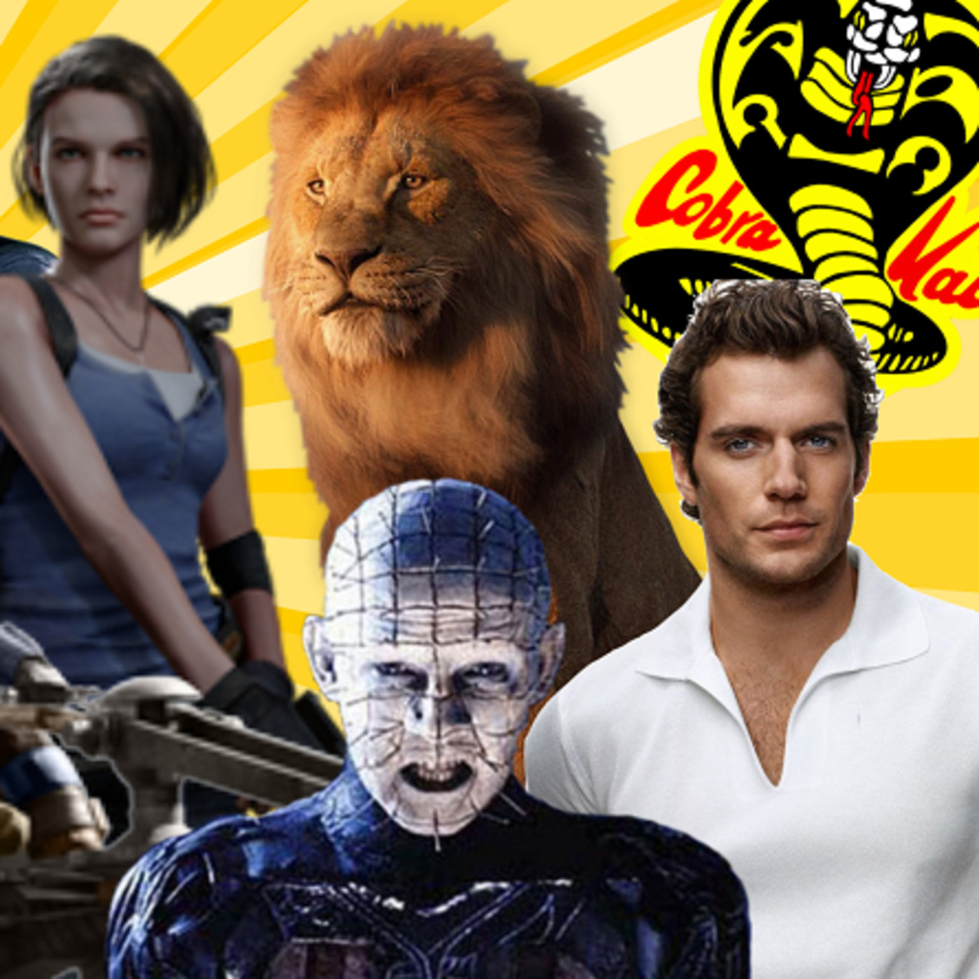 [NOTICIAS] - Jamie Foxx (Electro) en el MCU, Cobra Kai T3-4, Henry Cavill quiere ser 007, Rey León 2