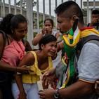 Tres Guardias indígenas asesinados en el Cauca