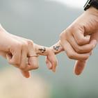 Miedo al compromiso de pareja en hombres y mujeres.