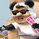 panda show - panda show - aceptara encubrir la zorres de su casi amiga?