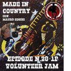 """By Mauro Secchi (MAX) 28° Episode' MADE IN COUNTRY ' VOLUNTEER JAM XX- TRIBUTE TO CHARLIE DANIELS """""""