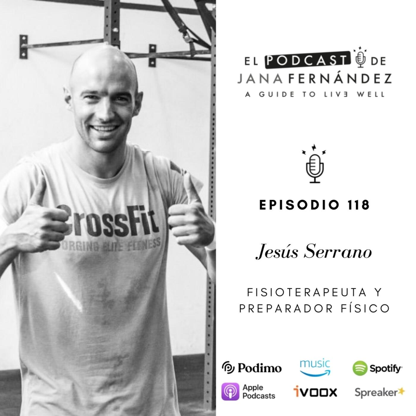 Ejercicio físico como herramienta de prevención y tratamiento de lesiones, con Jesús Serrano