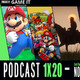 PODCAST SOULMERS 1x20 Película de Super Mario, Mario Kart Tour, Candle Man y Dark Souls 3