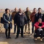 Oscar Valero, concejal de Cooperación. Cooperativistas agrícolas japoneses visitan Fuenlabrada