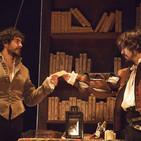 Entrevista Javier Collado y Jose Manuel Seda - La estancia - Teatro Cervantes