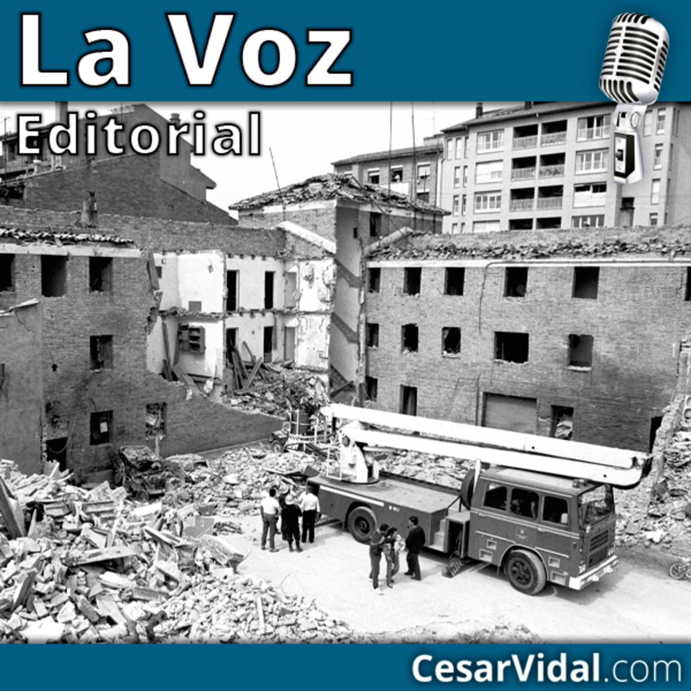 Editorial: Nosotros sí recordamos a las víctimas de ETA - 01/06/20