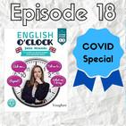 English o'clock 2.0 - COVID special Episode 18 (14.04.2020)