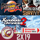 GR (2x19) Nintendo Labo, DB FighterZ, Metal Gear Survive, Xenoblade Chronicles 2 (Con Germilio de Ruta Jugona) + SORTEO