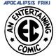Apocalipsis Friki 092 - EC Comics / Death Billiards / Sad Batman