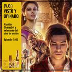 (V.O.) VISTO Y OPINADO: Aladdin, Chernobyl y veteranos del cine de acción 1X05