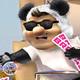 panda show - panda show - agarron de gatas por el pendejazo