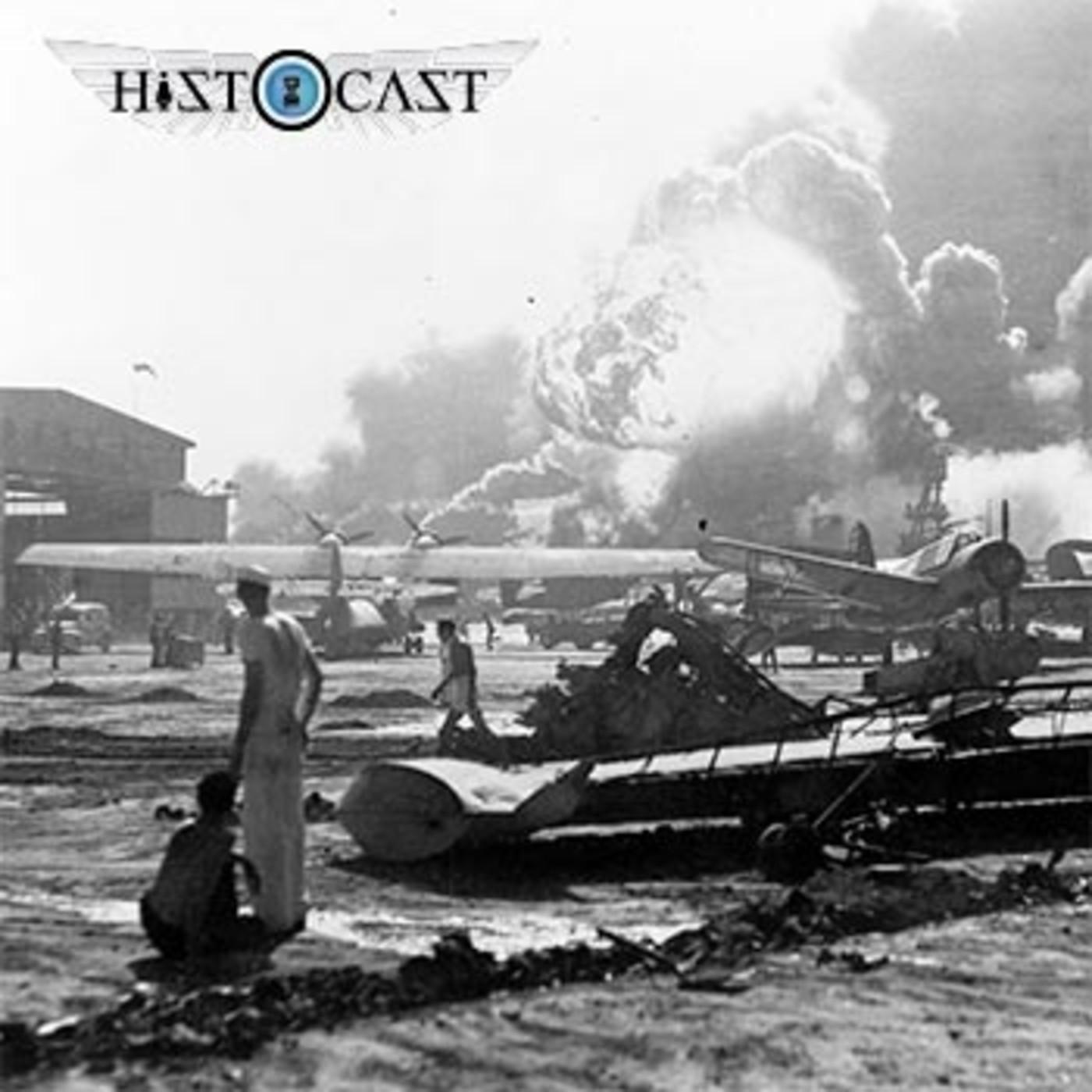 HistoCast 159 - Polémicas del ataque a Pearl Harbor