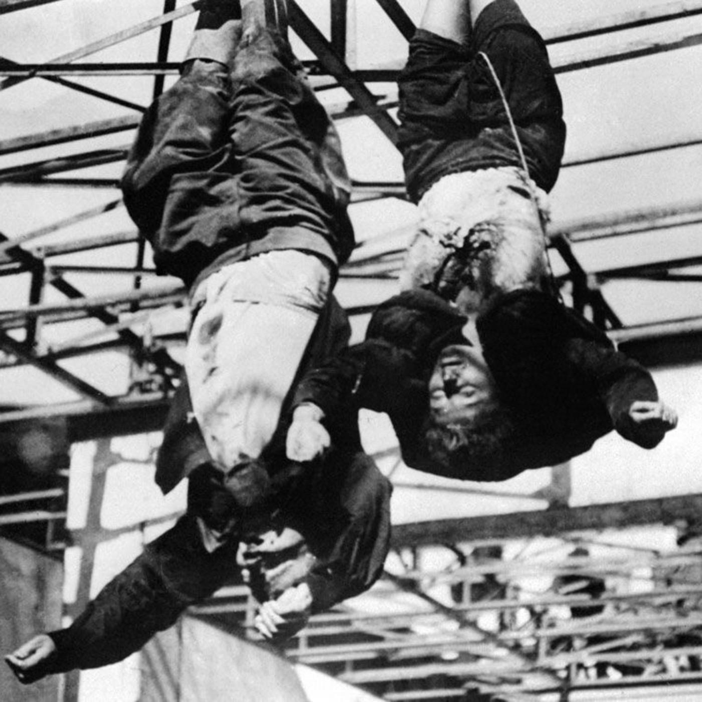Las dos muertes de Mussolini
