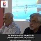 """""""La deuda pública: austericidio y recolonización de los pueblos"""""""