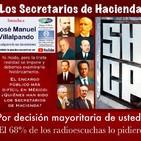 Los Secretarios de Hacienda 1.