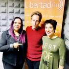 Edith Salazar entrevista a Shica y Gutman, Oigo Voces, 17/01/19