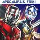 AF 244 - Hombre Hormiga y The Wasp