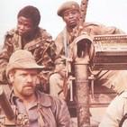 MERCENARIOS EN EL CONGO, Mayor Mike Hoare y el 5ºComando. Metralla de Historia
