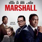 Marshall (2017) #Drama #Biográfico #peliculas #podcast #audesc