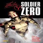 Còmic-Ficció 10-02-2012: Soldier Zero (Còmic) / Cuando Las Estrellas Nos Llamen (entrevista autor Vicente Hernándiz)