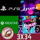 GR (3X34) Katana Zero, Dreams, Todo sobre PS5, Novedades en XBOX ONE, Falcon Age