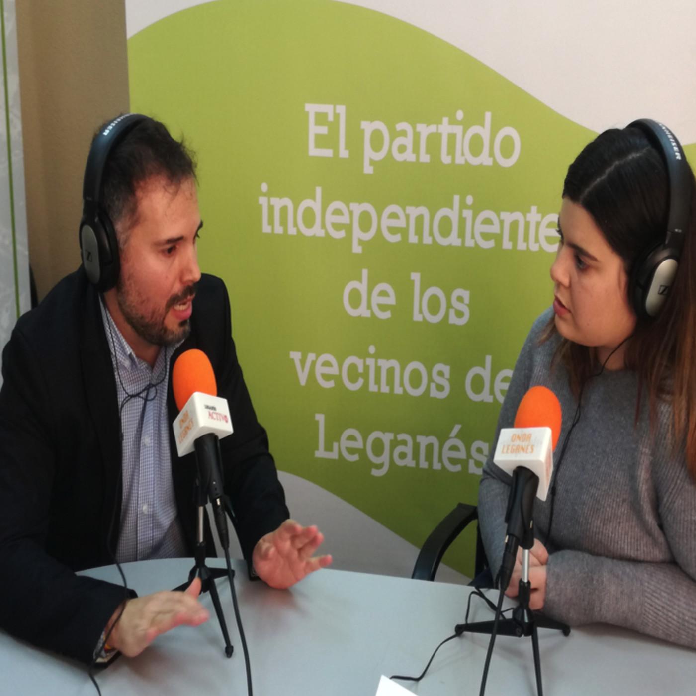Carlos Delgado en La Primera Palabra in LA PRIMERA PALABRA