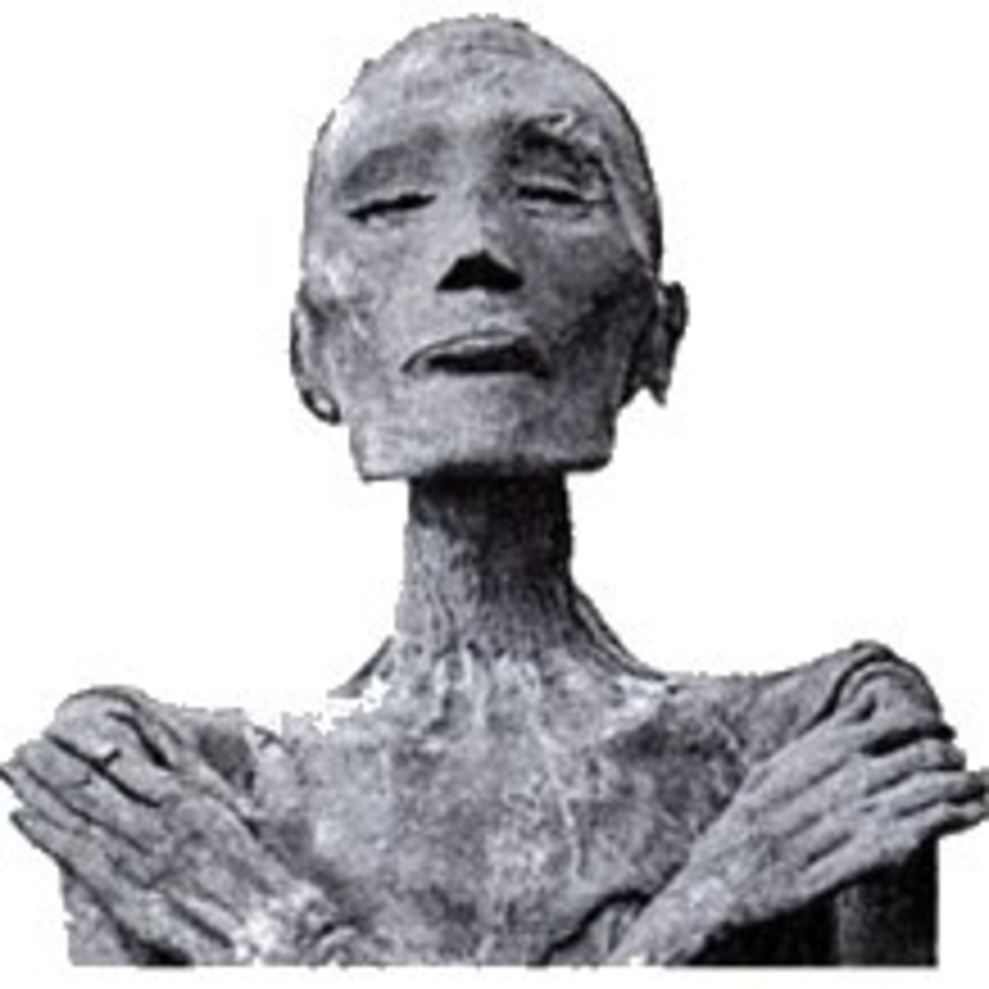 Momias, quitando la venda: La muerte de un rey