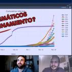 Raíz de 5 - 4x29 - Modelos matemáticos sobre el coronavirus, con Javier Álvarez Liébana