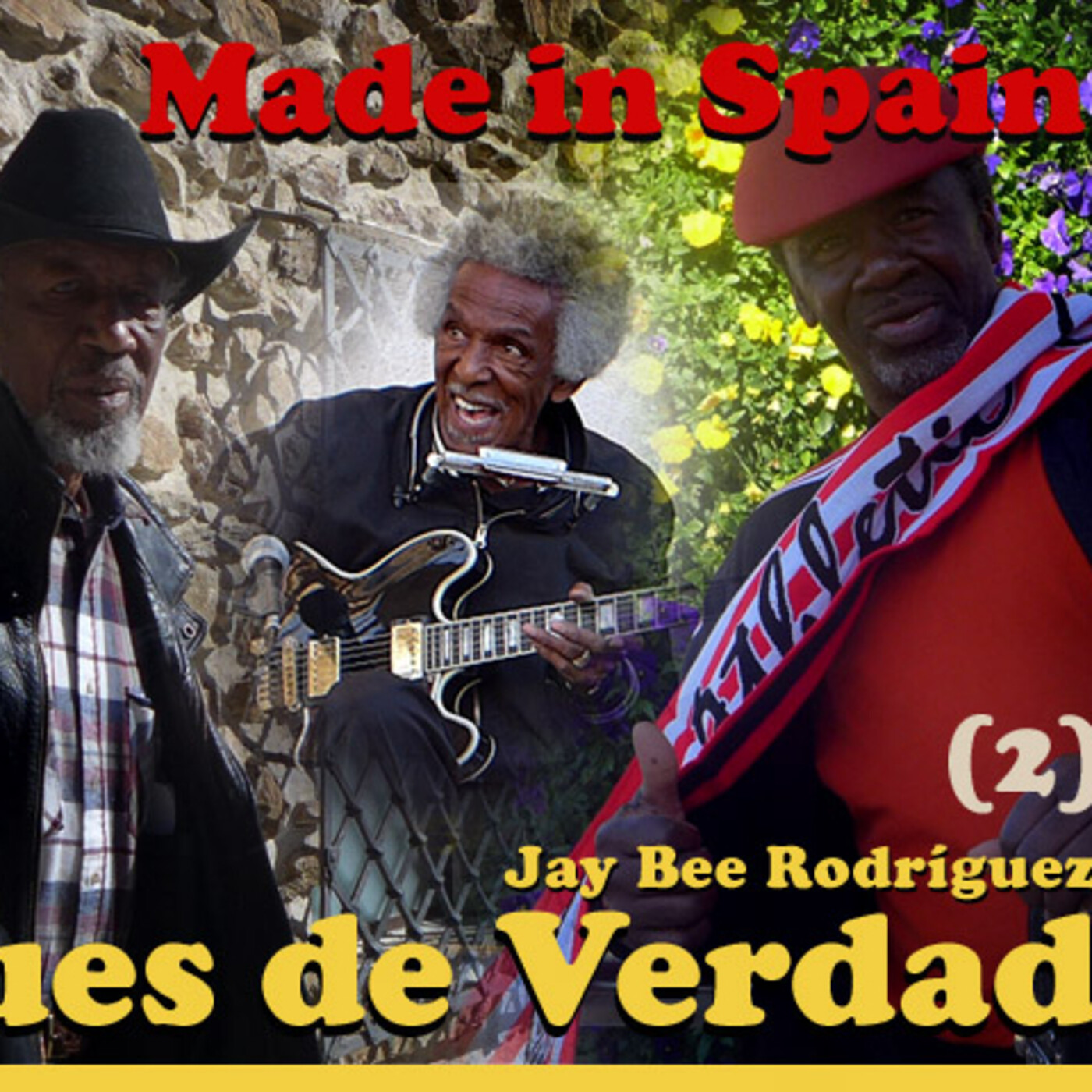 Blues de Verdad - podcast 43: Made in Spain (parte 2)