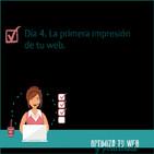 Día 4: La primera impresión de tu web