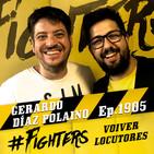 Fighters, aprendiendo de GERARDO DÍAZ POLAINO: CEO de Voiver, mercado online de locutores
