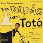 Hector Gutiérrez-Tres Papás para Totó-