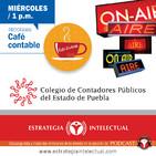 Café Contable (Contexto de fiscalización actual y cometarios sobre el diplomado Aspectos relevantes del CFDI de Nomina).