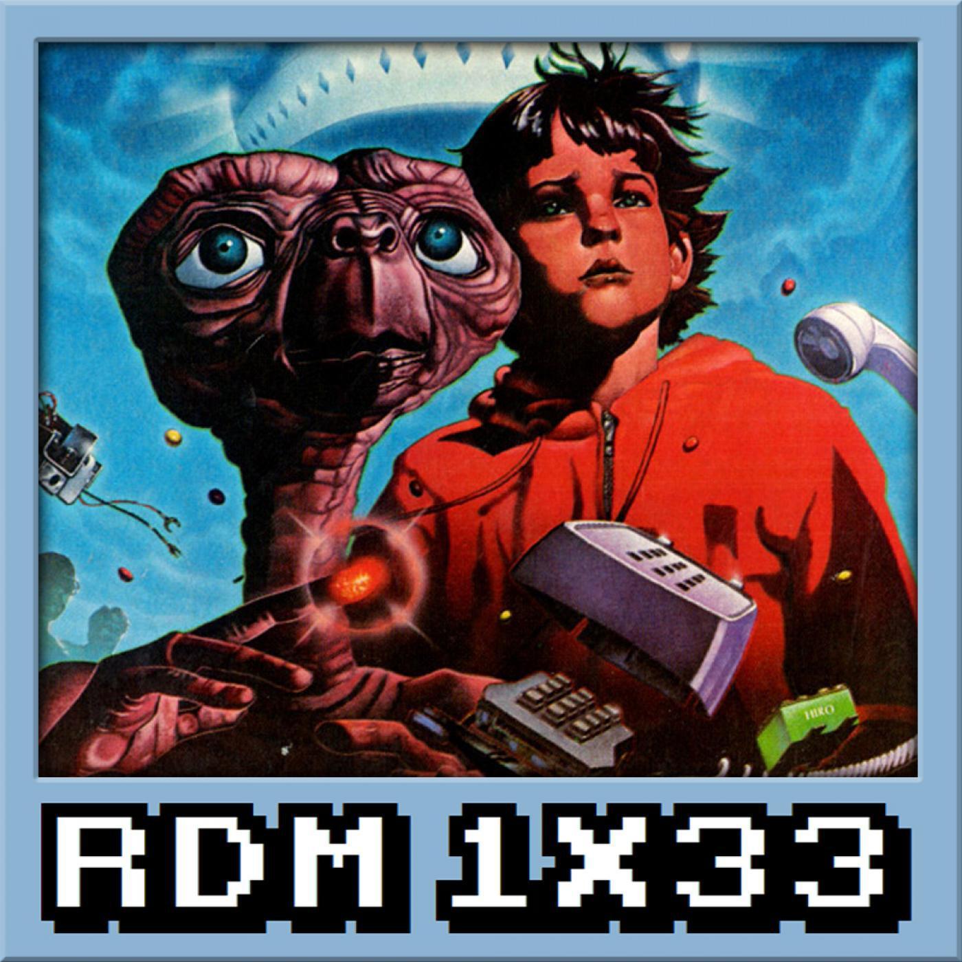 RDM 1x33 – Los peores videojuegos de la historia