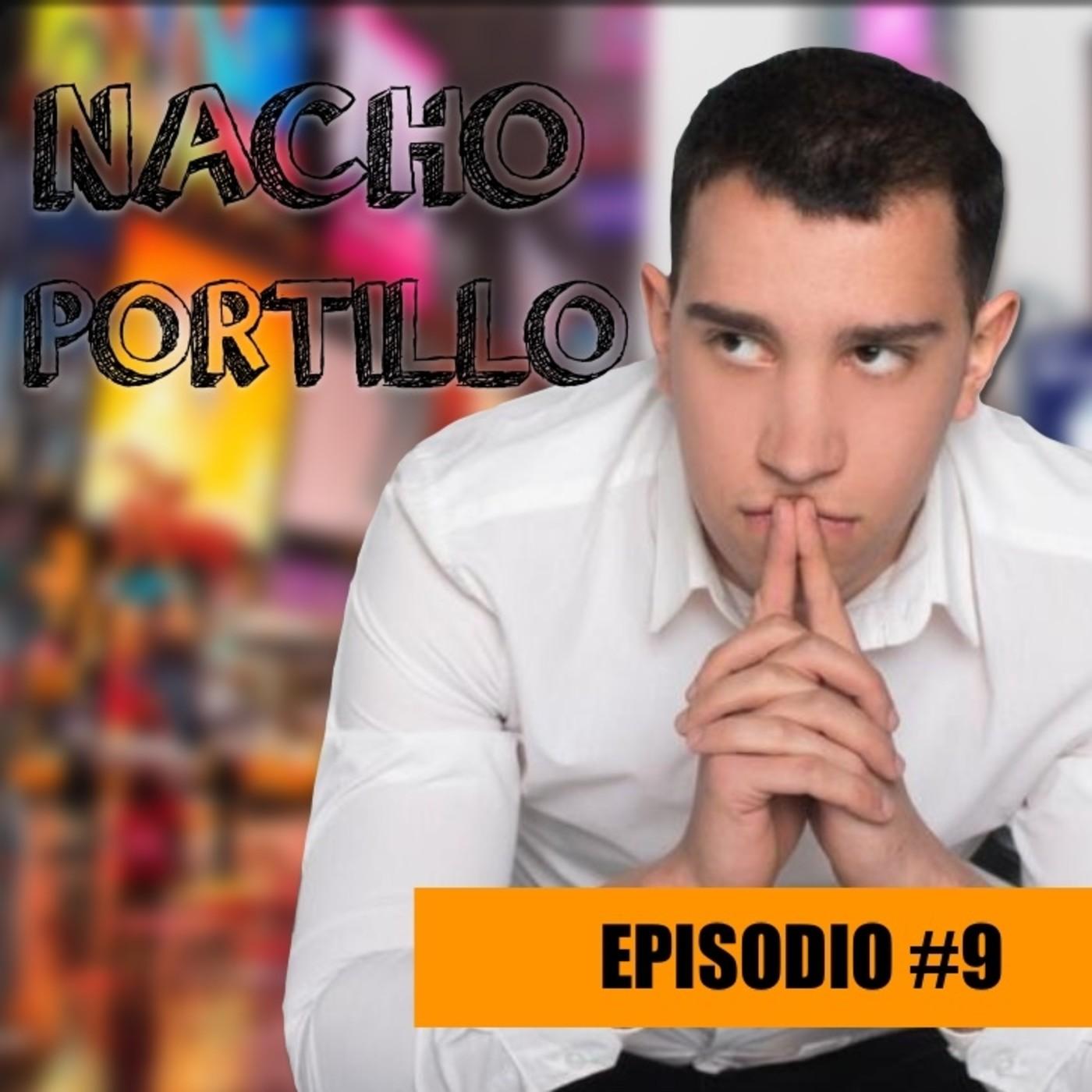 Episodio 9 con Nacho Portillo. Emprendimiento. Kinnetick Media. Inicios AudioFit