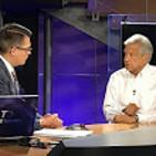 AMLO en entrevista con Ángel Carrillo