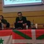 Conferencia sobre la Guerra de Siria en las Juntas Generales de Bizkaia.