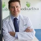 RNE entrevista al podólogo Víctor Alfaro