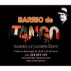 Barrio de Tango - Entrevista - (Marcelo O. Martinez) Lejana Tierra Mía