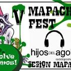 Sesión Mapache (16/05/2020)