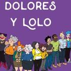 Mamen Moreu e Ivan Batty, creadores de Dolores y Lolo