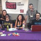 Radio pinza - Feria mercado social de Aragón
